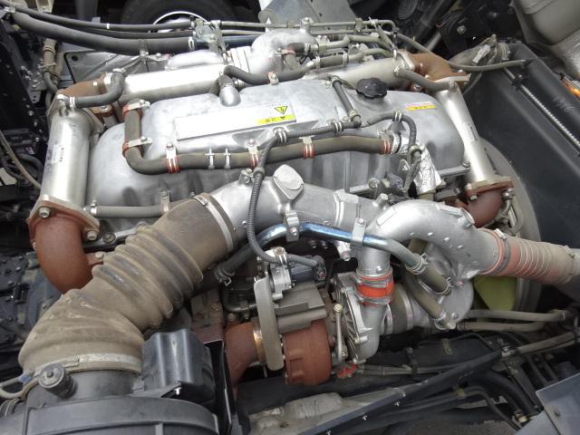 いすゞ H26 ギガ 4軸低床アルミウィング 車検付 画像21