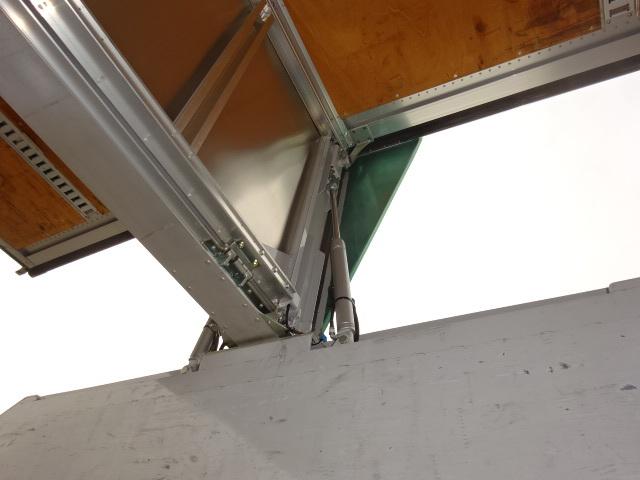 いすゞ H26 ギガ 4軸低床アルミウィング 車検付 画像12