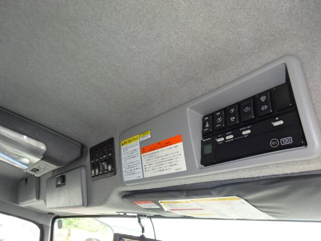 いすゞ H26 ギガ 4軸低床アルミウィング 車検付 画像26
