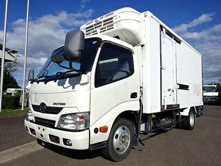 H26 デュトロ 低温冷凍車 PG付