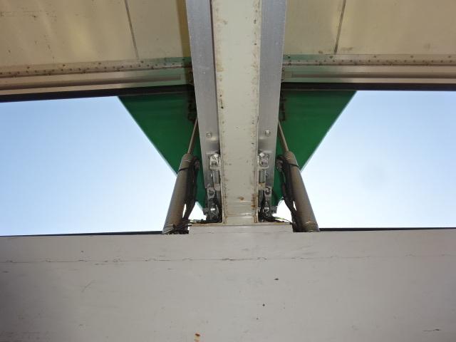 UD H23 クオン ハイルーフ 3軸 アルミウィング 画像13