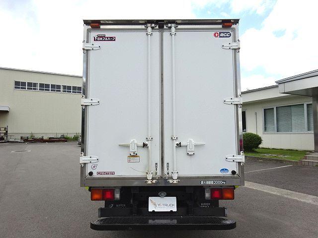 三菱 H21 キャンター 冷凍車  画像7