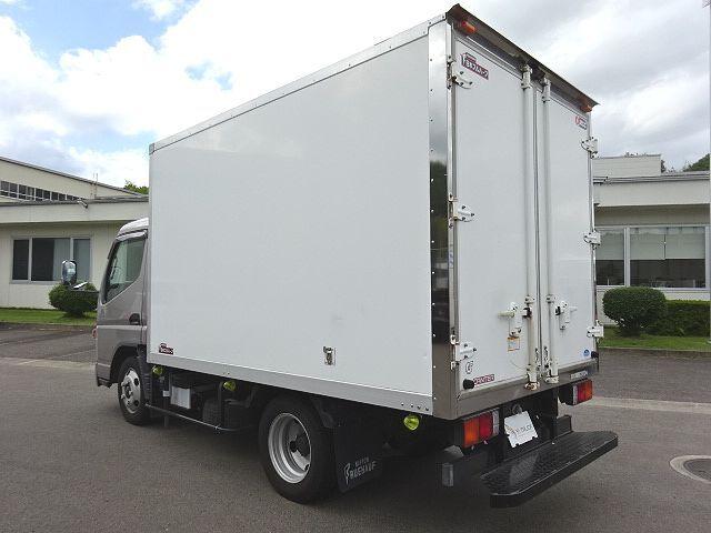 三菱 H21 キャンター 冷凍車  画像8