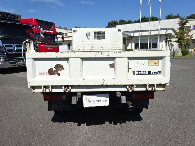 三菱 H18 キャンター ダンプ  車検付 画像8