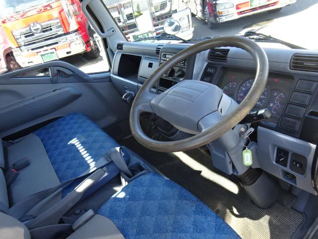 三菱 H18 キャンター ダンプ  車検付 画像25
