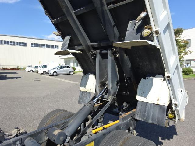 三菱 H18 キャンター ダンプ  車検付 画像15