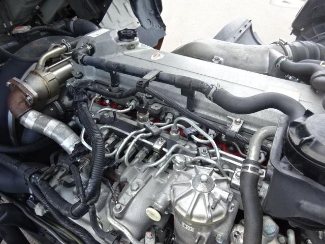 日野 H20 レンジャー  ハイルーフ ワイド アルミウィング  車検付 画像17