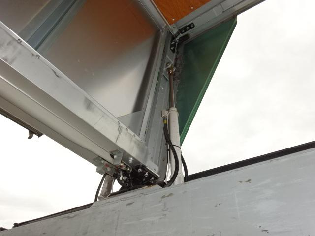 日野 H20 レンジャー  ハイルーフ ワイド アルミウィング 格納PG 車検付 画像9