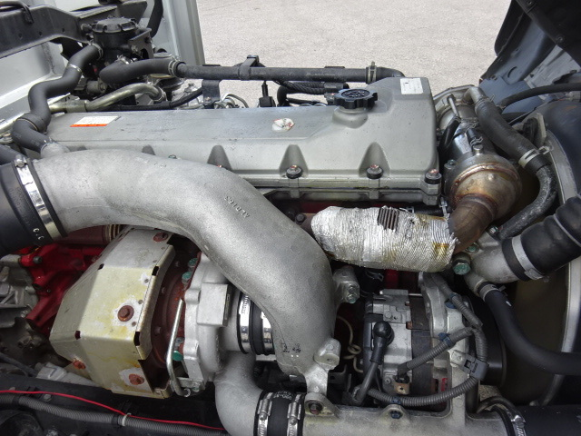 日野 H20 レンジャー  ハイルーフ ワイド アルミウィング  車検付 画像18