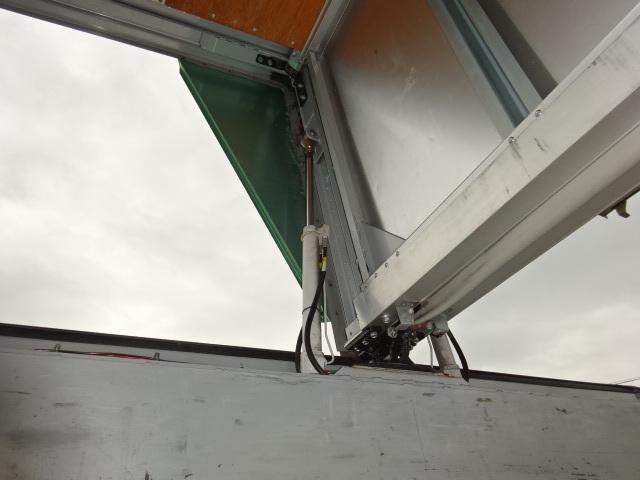 日野 H20 レンジャー  ハイルーフ ワイド アルミウィング  車検付 画像13