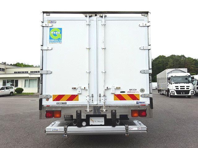 いすゞ H26 フォワード ワイド 低温冷凍車 格納PG  画像7