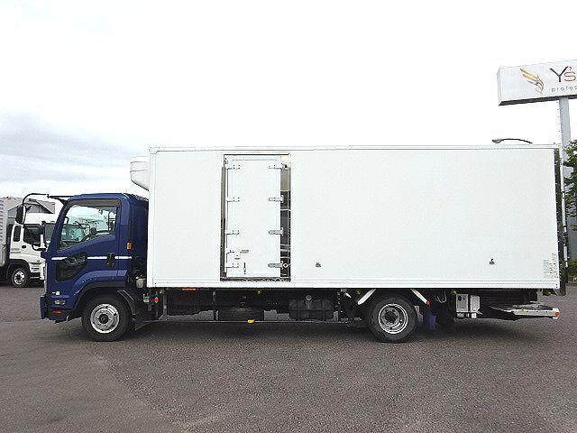 いすゞ H26 フォワード ワイド 低温冷凍車 格納PG  画像4