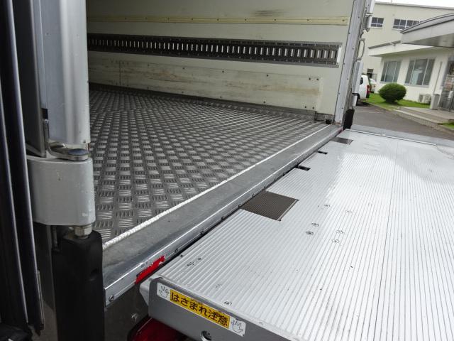 いすゞ H26 フォワード ワイド 低温冷凍車 格納PG  画像15
