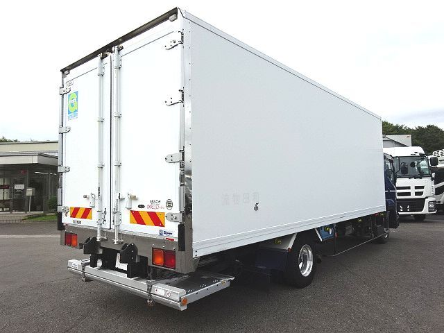 いすゞ H26 フォワード ワイド 低温冷凍車 格納PG  画像8