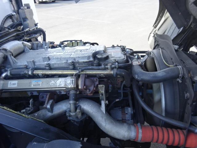 三菱 H18 ファイター 低温冷凍車 キーストン ジョロダー 画像19