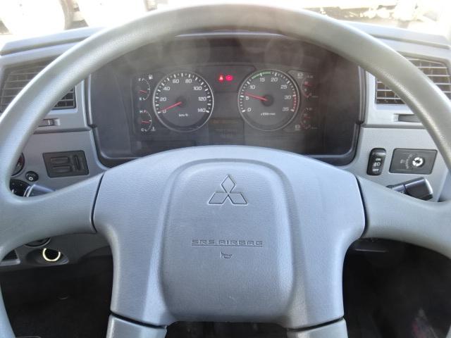 三菱 H18 ファイター 低温冷凍車 キーストン ジョロダー 画像23