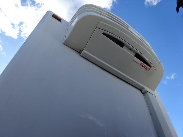 三菱 H18 ファイター 低温冷凍車 キーストン ジョロダー 画像20