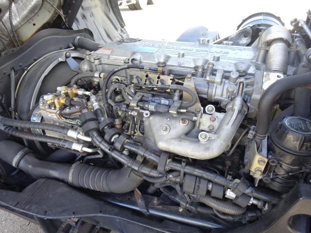 三菱 H18 ファイター 低温冷凍車 キーストン ジョロダー 画像18