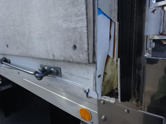 三菱 H18 ファイター 低温冷凍車 キーストン ジョロダー 画像27
