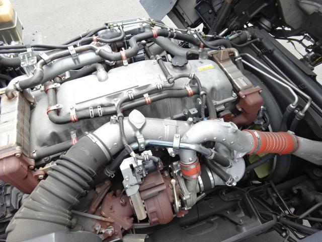 いすゞ H28 ギガ 4軸低床アルミウィング 画像23