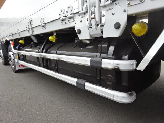 いすゞ H28 ギガ 4軸低床アルミウィング 画像17
