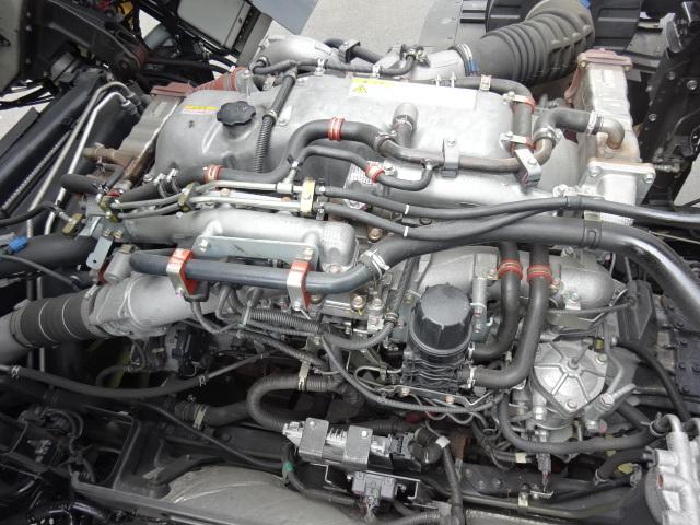 いすゞ H28 ギガ 4軸低床アルミウィング 画像22