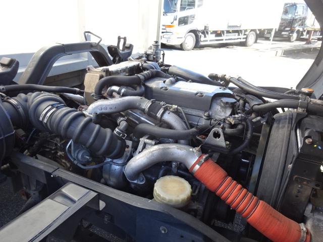いすゞ H25 フォワード フルワイド アルミウィング 格納PG付 画像21