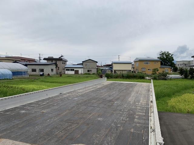 三菱 H31 スーパーグレート セルフ 4段クレーン 画像6