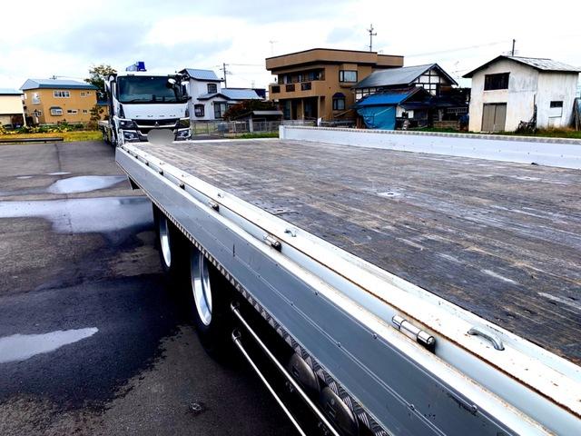 三菱 H31 スーパーグレート セルフ 4段クレーン 画像12