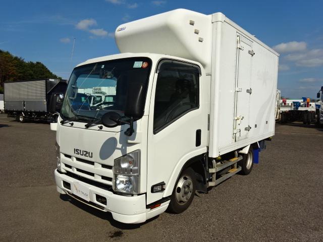 いすゞ H21 エルフ 低温冷凍車 画像1