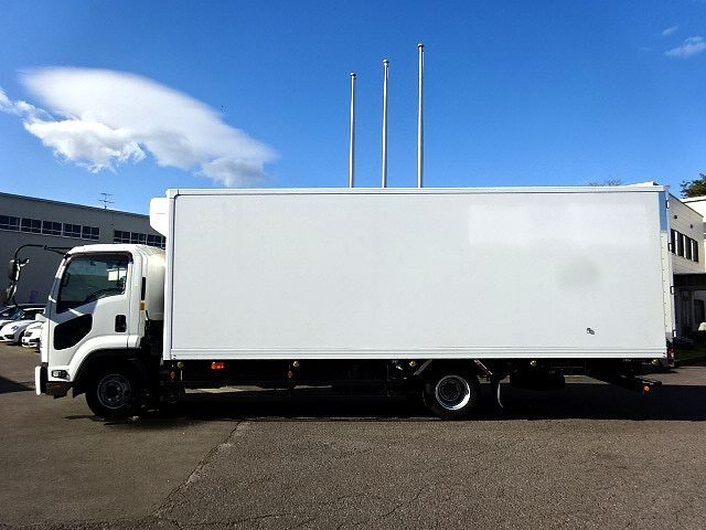 いすゞ H25 フォワード ワイド 低温冷凍車 キーストン 画像5