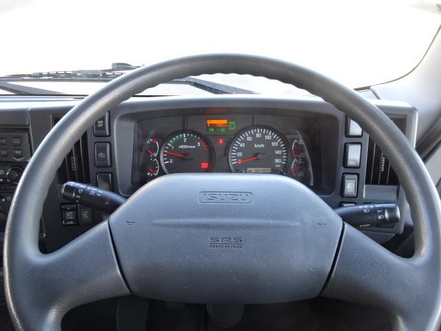 いすゞ H25 フォワード ワイド 低温冷凍車 キーストン 画像22