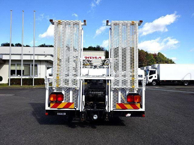 日野 H24 レンジャー 2台積み キャリアカー 画像7