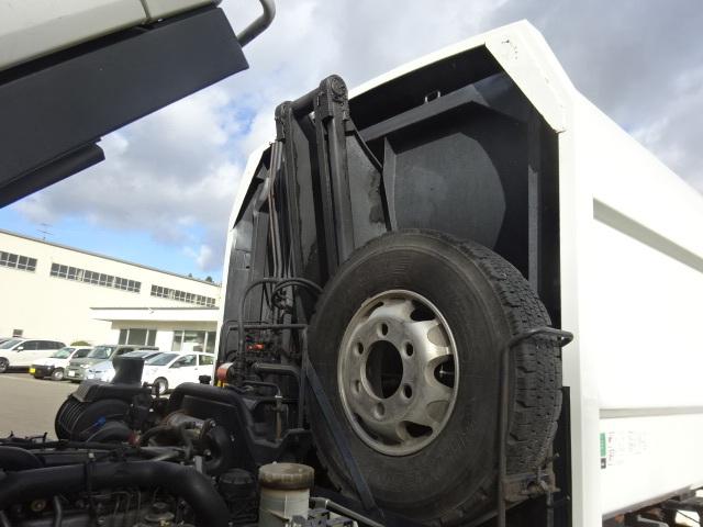 いすゞ H20 フォワード パッカー車 プレス 8.4立米 画像9