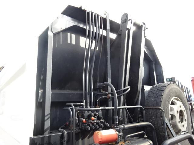 いすゞ H20 フォワード パッカー車 プレス 8.4立米 画像10