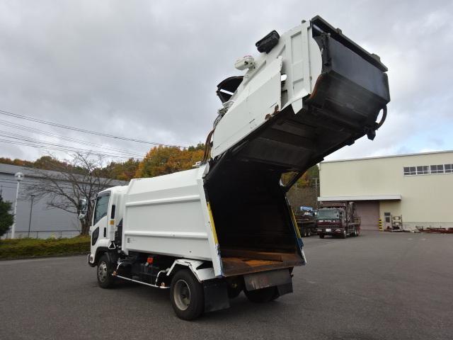 いすゞ H20 フォワード パッカー車 プレス 8.4立米 画像18