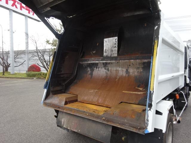 いすゞ H20 フォワード パッカー車 プレス 8.4立米 画像16