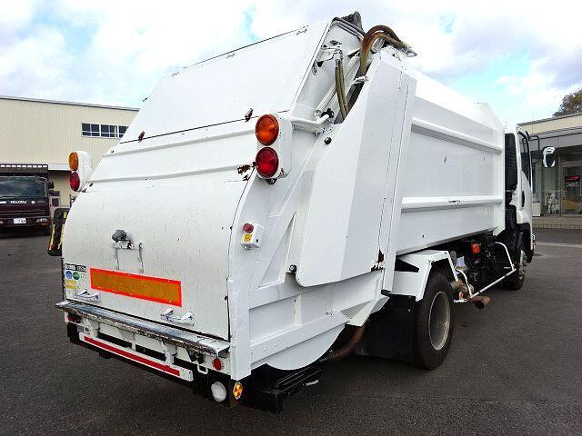 いすゞ H20 フォワード パッカー車 プレス 8.4立米 画像8
