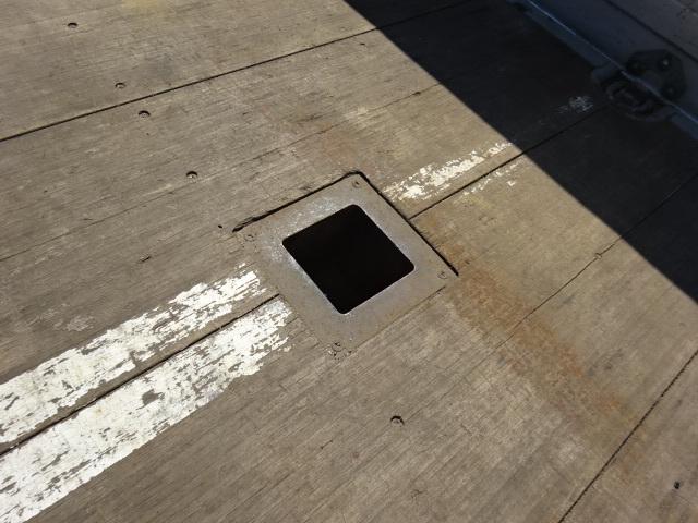 三菱 H26 スーパーグレート 平アルミブロック  画像18
