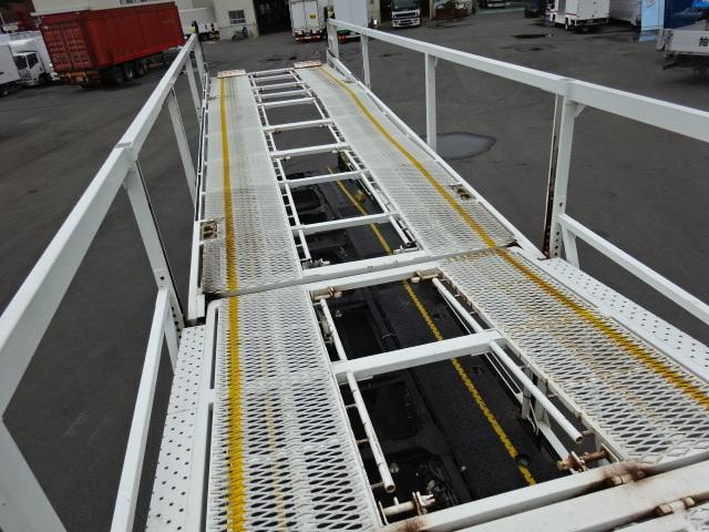 三菱 H23 ファイター 5台積み キャリアカー 車検付 画像18