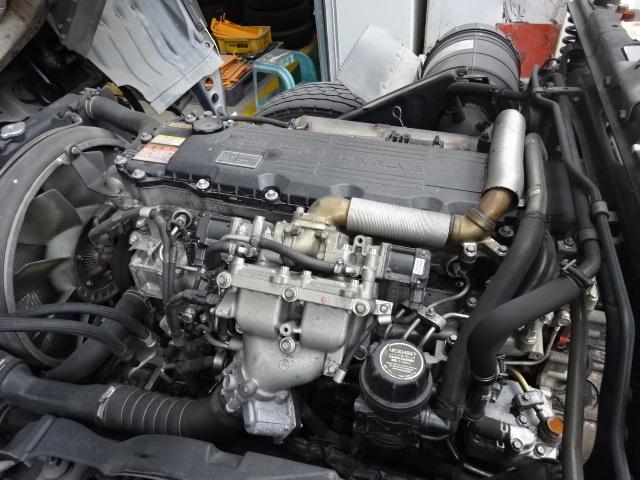 三菱 H23 ファイター 5台積み キャリアカー 車検付 画像27