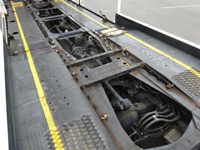 三菱 H23 ファイター 5台積み キャリアカー 車検付 画像13