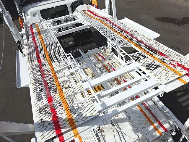 アンチコ H11 アンチコ 7台積み セミトレーラ 画像24