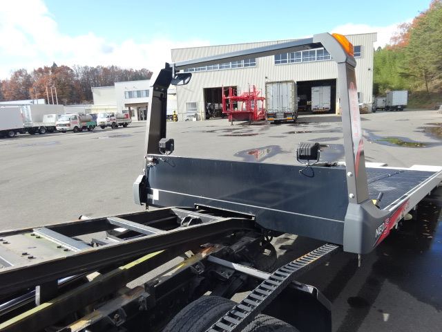 日野 H26 デュトロ セーフティローダー ウィンチ付 車検付 画像16
