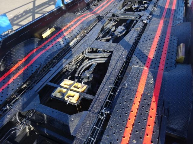 日野 H26 レンジャー 5台積キャリアカー 車検付 画像18