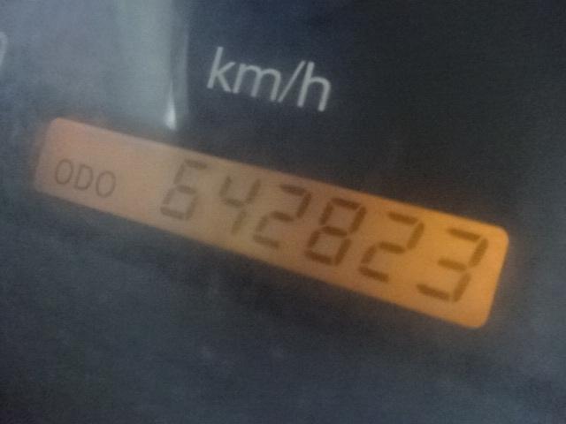 三菱 H16 ファイター 低温冷凍車 格納PG 画像20