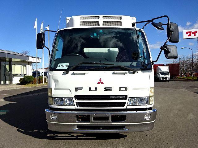 三菱 H16 ファイター 低温冷凍車 格納PG 画像2