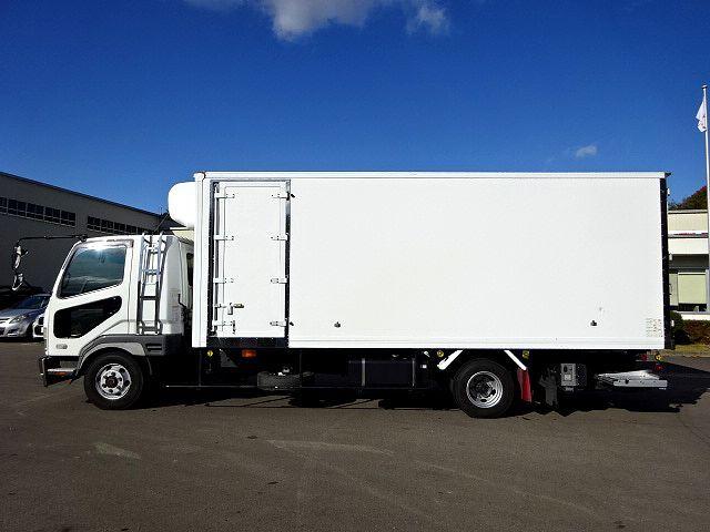 三菱 H16 ファイター 低温冷凍車 格納PG 画像4