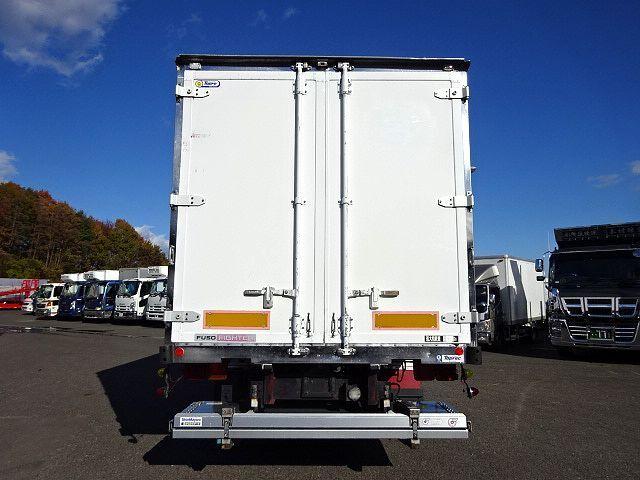 三菱 H16 ファイター 低温冷凍車 格納PG 画像7