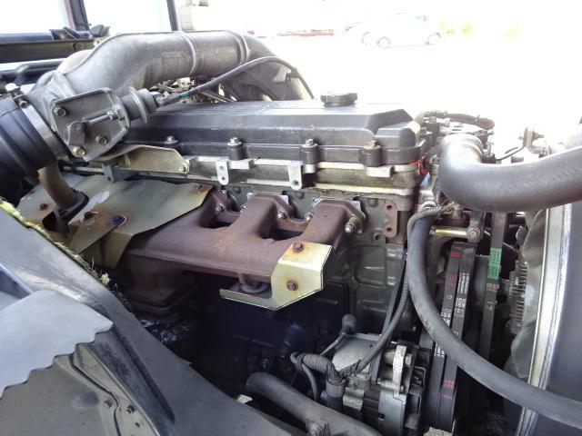 三菱 H16 ファイター 低温冷凍車 格納PG 画像17